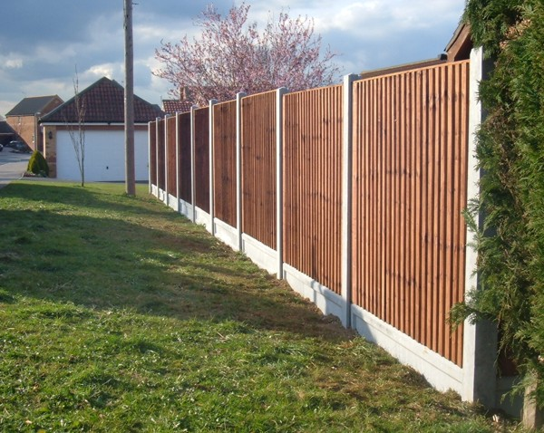 Garden Panel Fencing, Panel Fencing Laindon, Essex Fencing