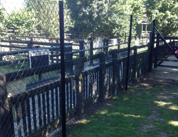 Chain Link Fencing London