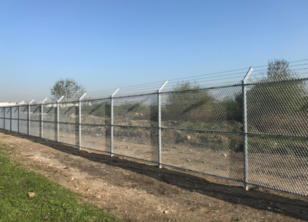 Exmesh Galvanised 4095 mesh Fencing West Thurrock Essex
