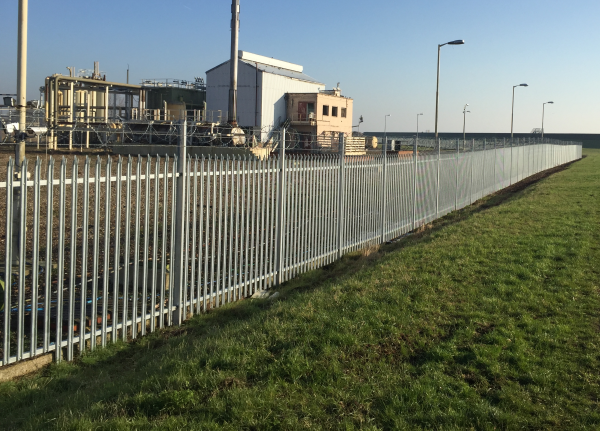 Palisade Fencing Canvey Essex