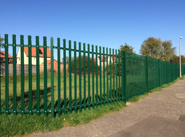 Palisade Fencing Rayleigh Essex