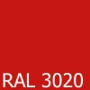 Red RAL 3020