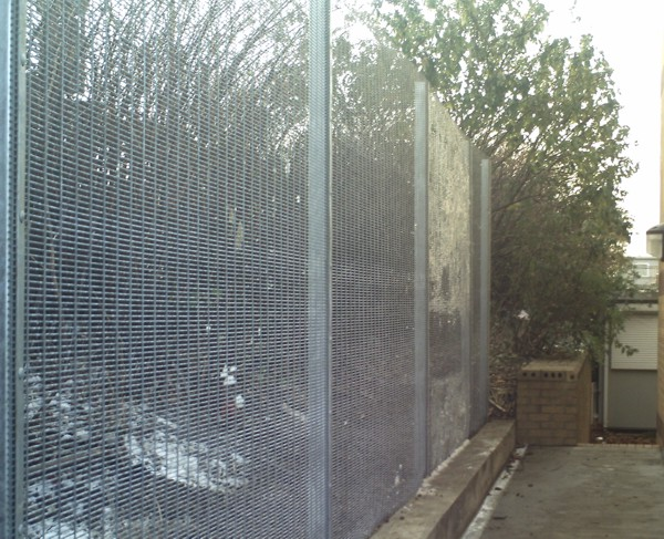 358 Mesh Panel Fencing, Security Fencing Basildon, Essex, Industrial Fencing